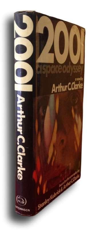 2001 A SPACE ODYSSEY <BR/> Arthur C. Clarke