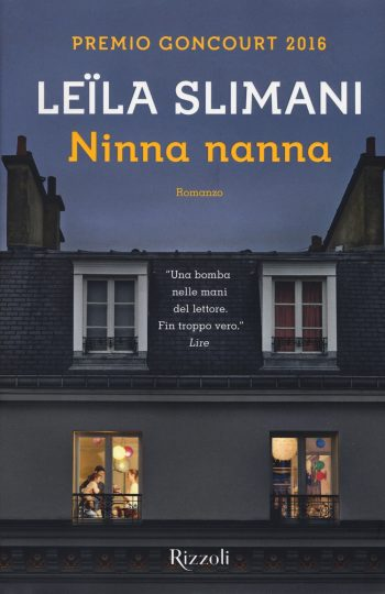 NINNA NANNA <BR>Leïla Slimani