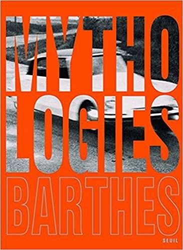 MYTHOLOGIES BARTHES. Edition illustrée  <BR/> Jacqueline Guittard