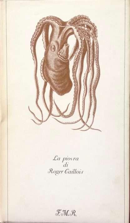 LA PIOVRA <BR/> Roger Caillois