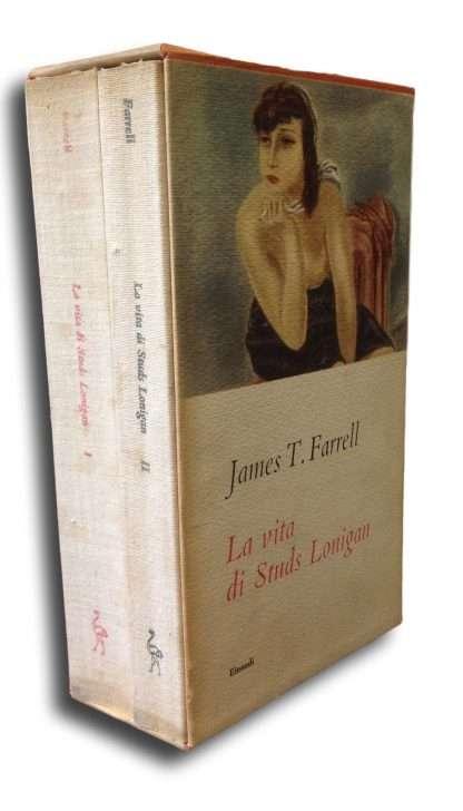 LA VITA DI STUDS LONIGAN <BR/> James T. Farrell