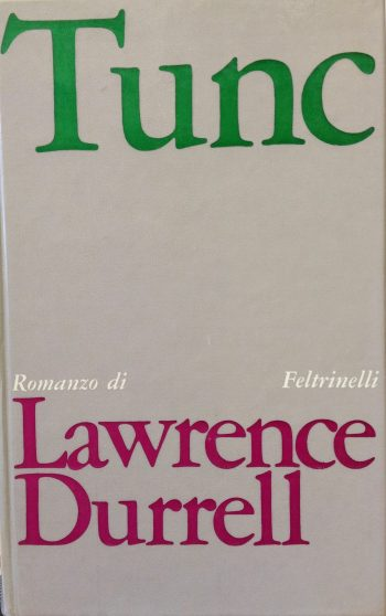 TUNC  <BR/> Lawrence Durrell