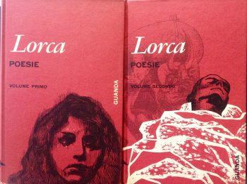 POESIE  <BR/> Federico Garcia Lorca