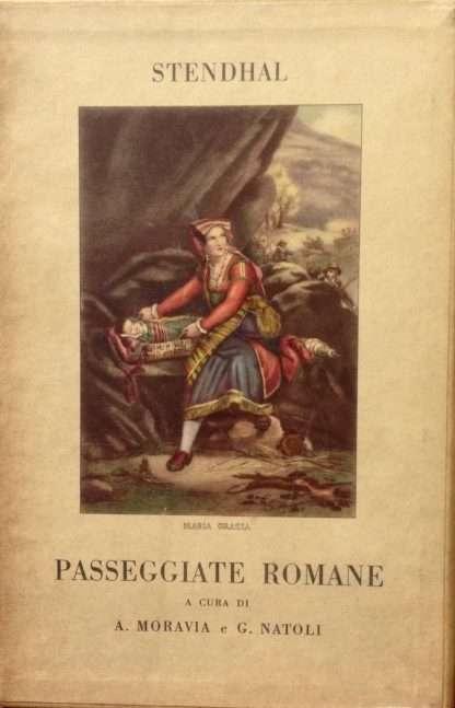 PASSEGGIATE ROMANE <BR/> Stendhal