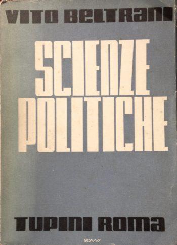 SCIENZE POLITICHE  <BR/> Vito Beltrani
