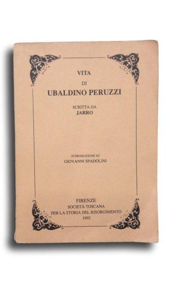 VITA DI UBALDINO PERUZZI  <BR/> Jarro (Giulio Piccini)
