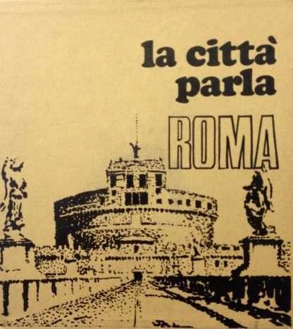 LA CITTA' PARLA. ROMA <BR/> Luca Liguori