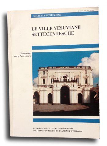 LE VILLE VESUVIANE SETTECENTESCHE  <BR/>