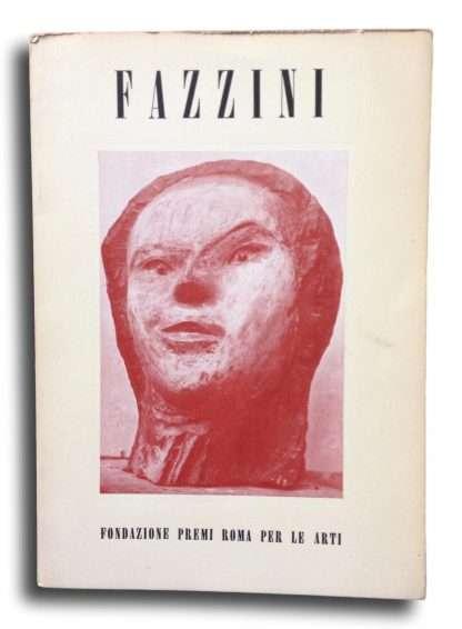 PERICLE FAZZINI <BR/> Giuseppe Ungaretti