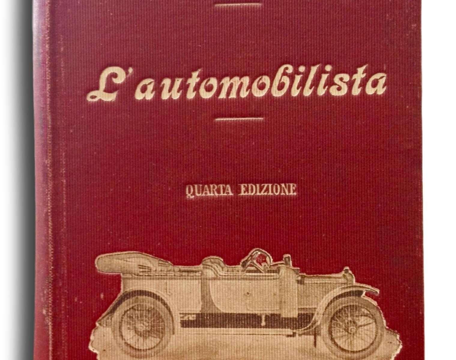 L'AUTOMOBILISTA E IL COSTRUTTORE DI AUTOMOBILI  <BR/> Pedretti