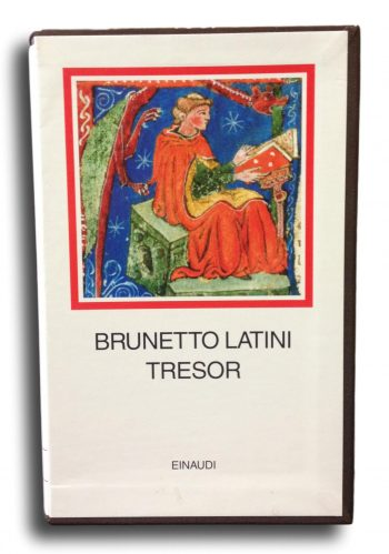 TRESOR  <BR/> Brunetto Latini