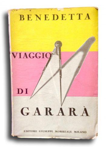 VIAGGIO DI GARARA'  <BR/> Benedetta