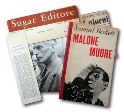 MALONE MUORE <BR/> Samuel Beckett