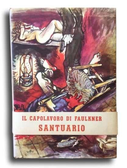 SANTUARIO <BR/> William Faulkner
