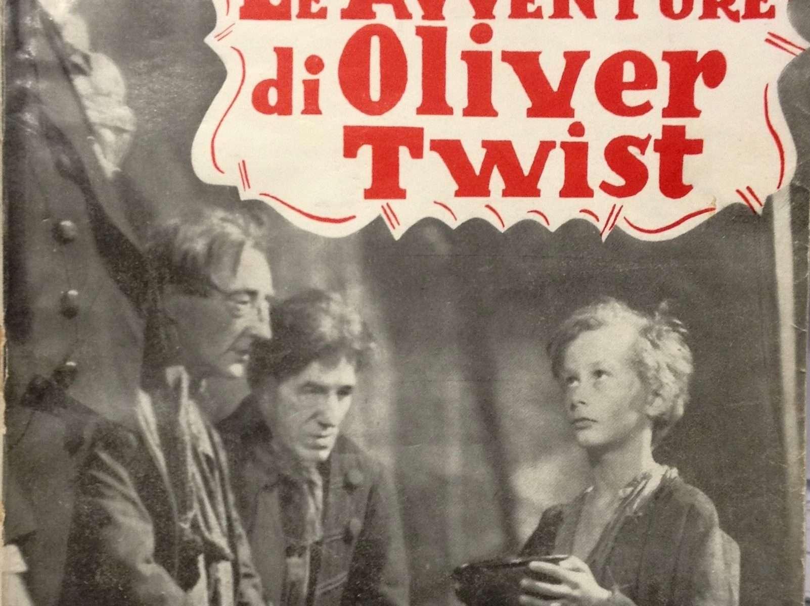 LE AVVENTURE DI OLIVER TWIST  <BR/>Charles Dickens