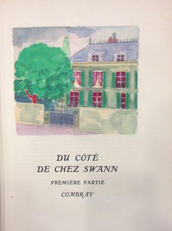 A LA RECHERCHE DU TEMPS PERDU  <BR/>Proust