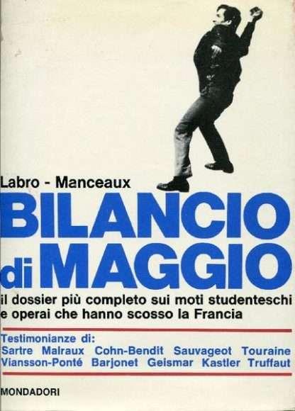 BILANCIO DI MAGGIO  <BR/>Labro - Manceaux
