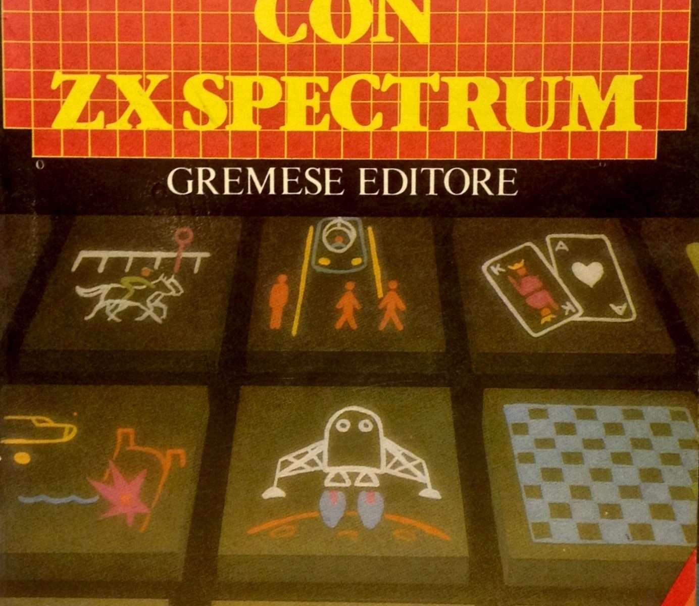 GIOCHIAMO CON ZX SPECTRUM  <BR/>Peter Shaw