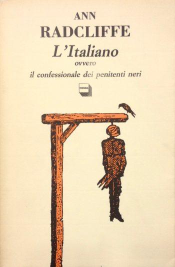 L'ITALIANO OVVERO IL CONFESSIONALE DEI PENITENTI NERI  <BR/>Radcliffe