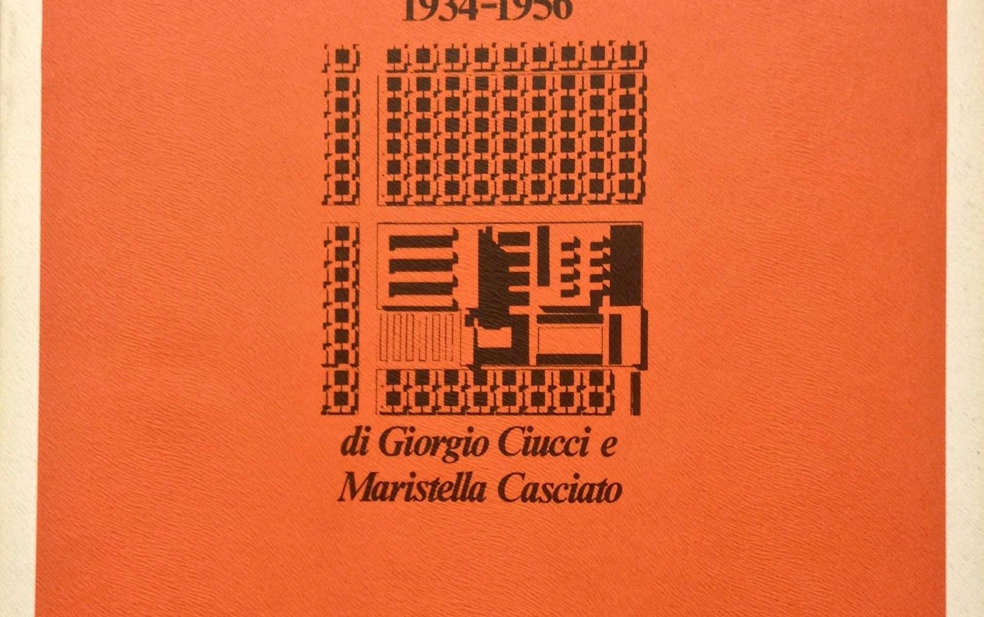 FRANCO MARESCOTTI E LA CASA CIVILE 1934-1956