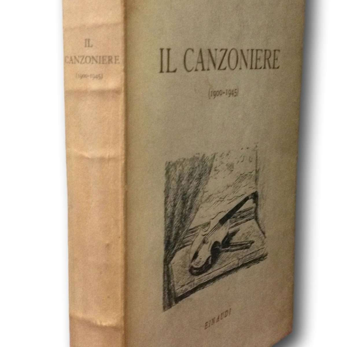 IL CANZONIERE (1900-1945)  <BR/>Umberto Saba