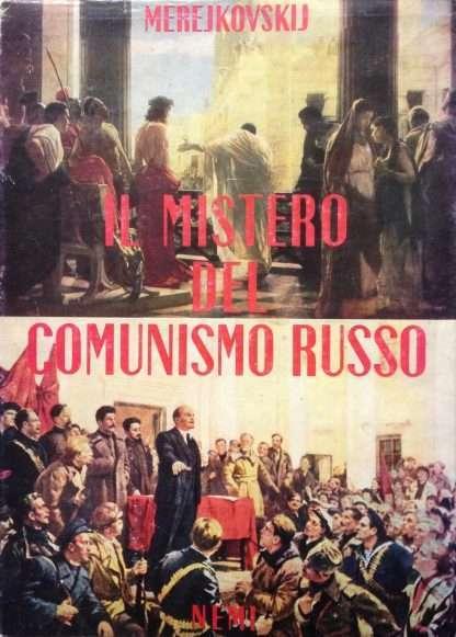 IL MISTERO DEL COMUNISMO RUSSO <BR/>Dmitri Merejkovskij