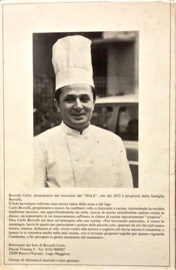 LE MIE RICETTE  <BR/>Carlo Brovelli