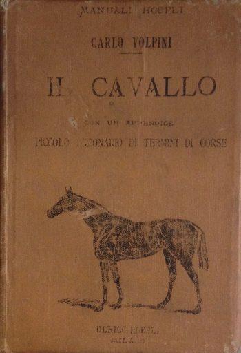 IL CAVALLO  <BR/>Carlo Volpini