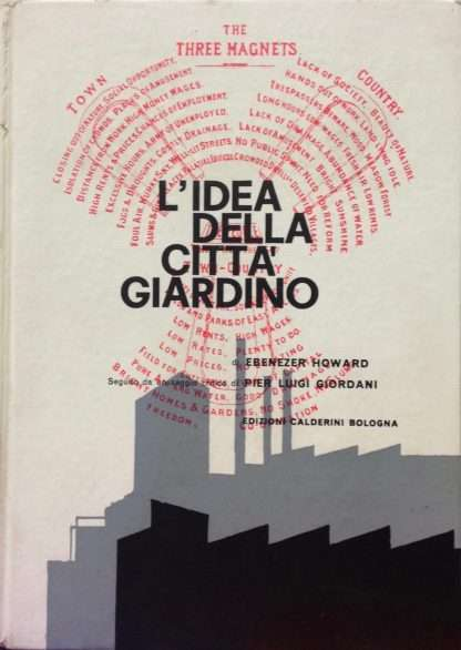 L'IDEA DELLA CITTA' GIARDINO <BR/>Ebenezer Howard