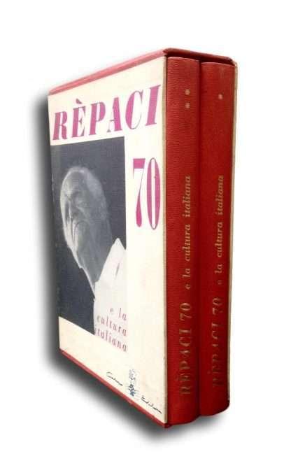 Repaci 70 e la Cultura Italiana <BN/> autori vari