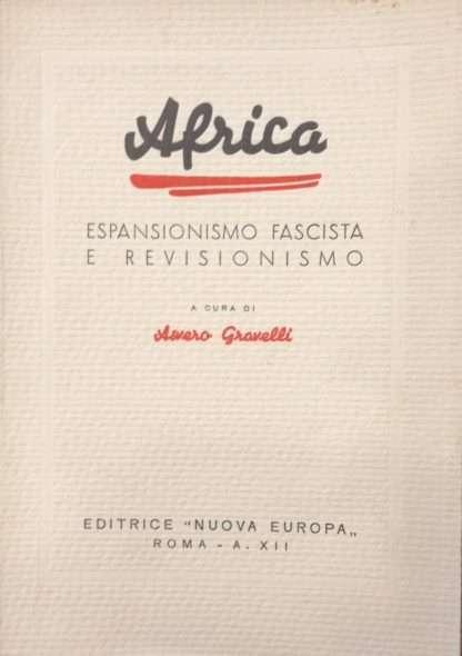 AFRICA <BR/>Asvero Gravelli