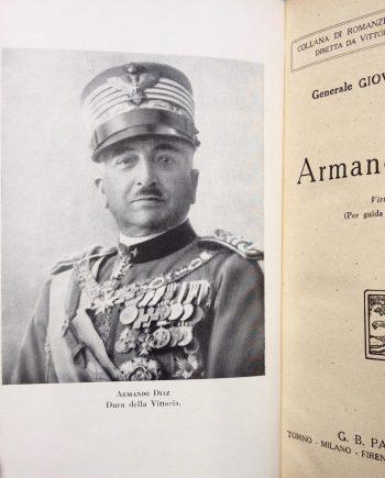 ARMANDO DIAZ <BR/>Giovanni Marietti