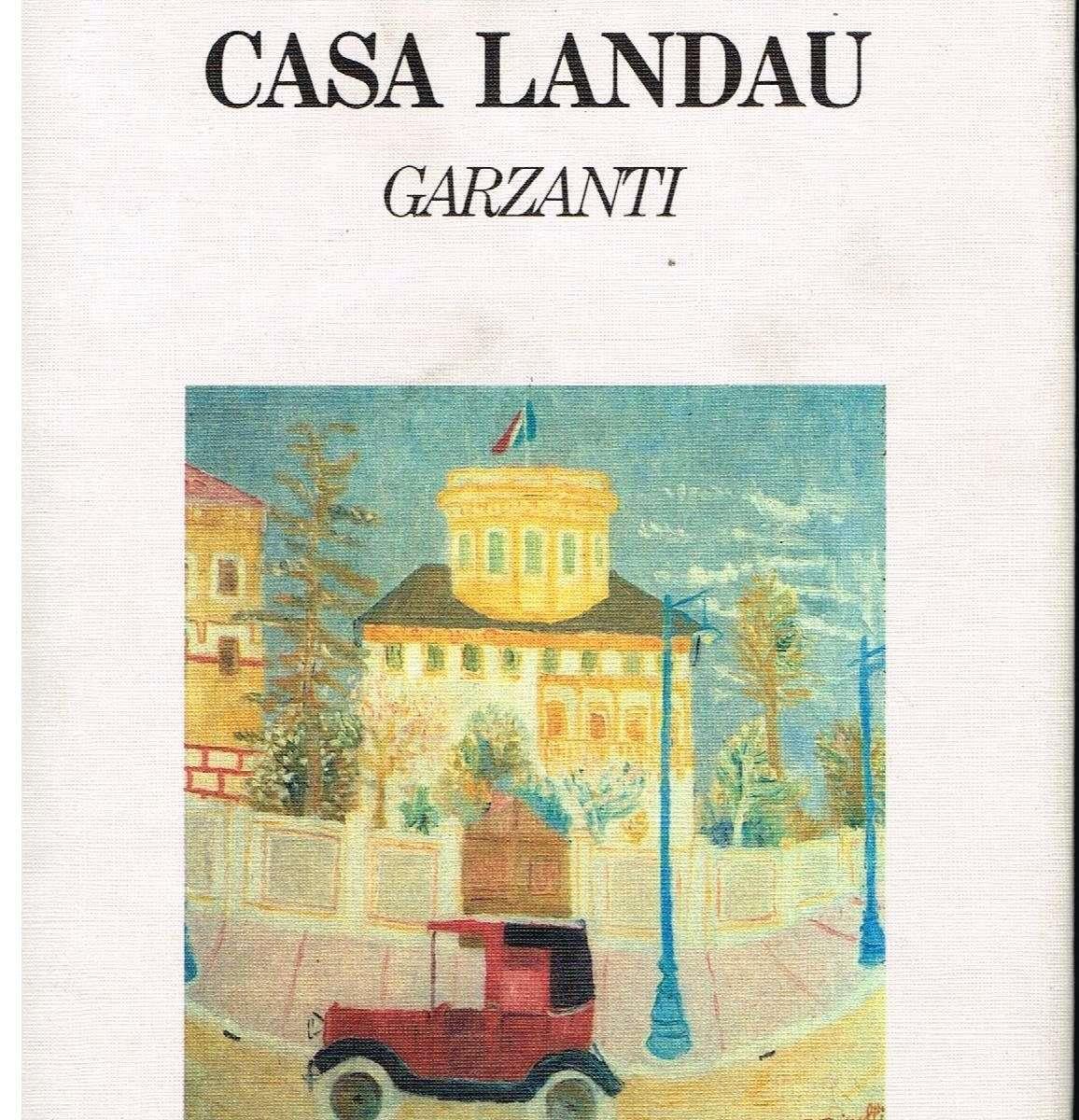 CASA LANDAU <BR/>Carmelo Samonà