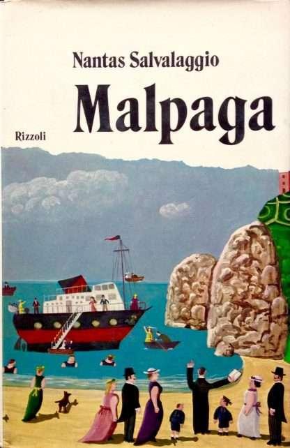 MALPAGA <BR/>Nantas Salvalaggio