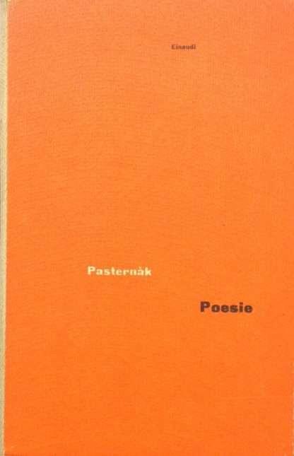 POESIE <BR/>Boris Pasternak