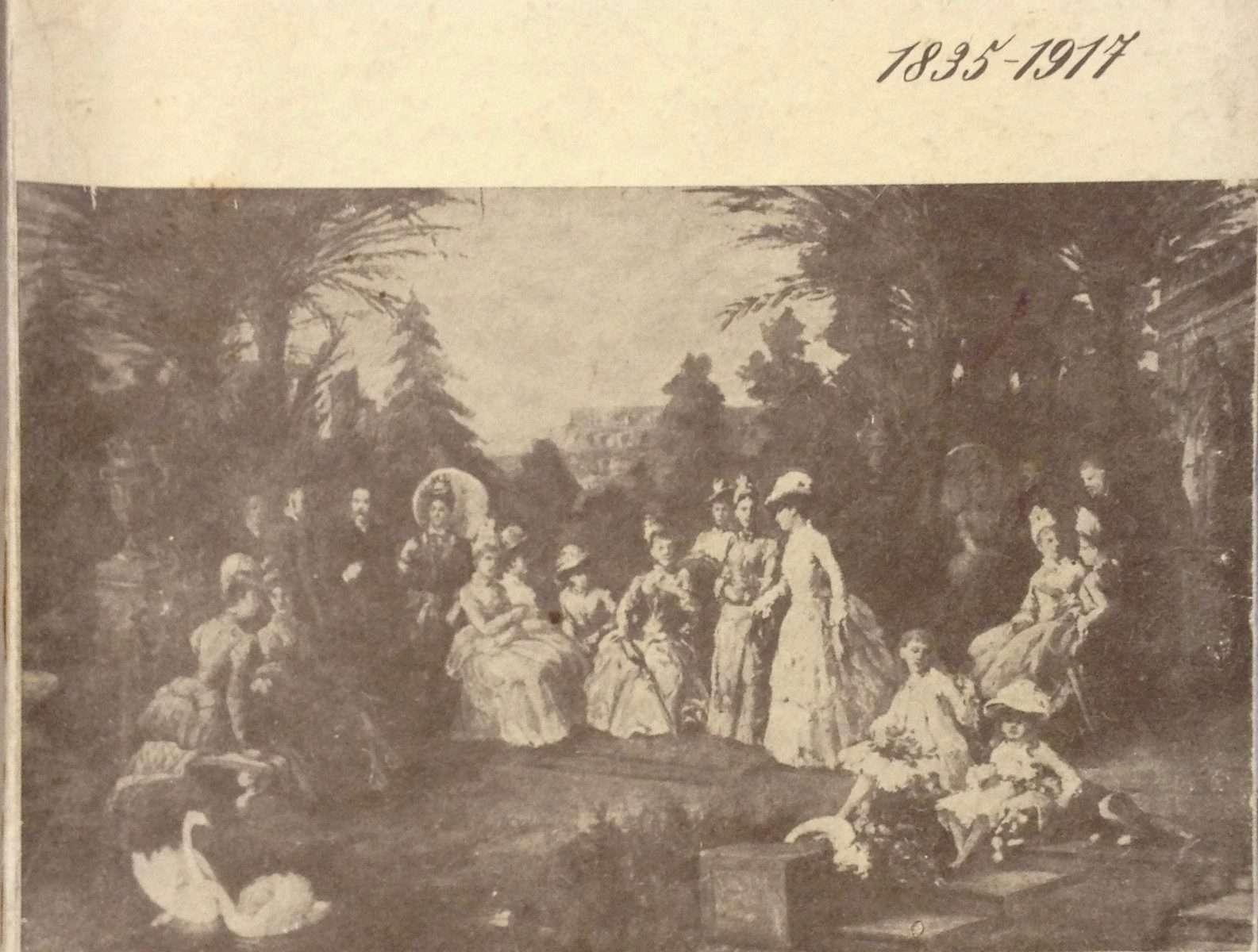 FRANCESCO GAI <BR/>Artista romano 1835-1917