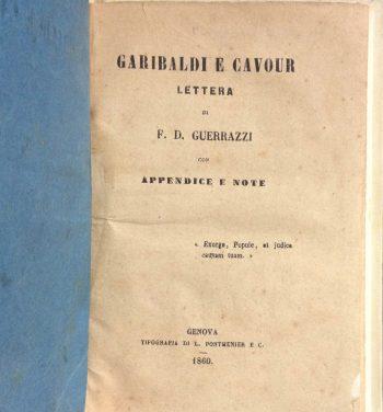 GARIBALDI E CAVOUR <BR/>F.Guerrazzi