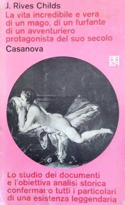 CASANOVA <BR/> J.Rives Childs