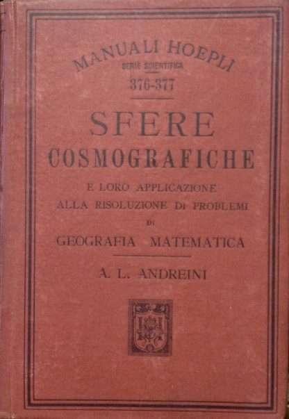SFERE COSMOGRAFICHE <BR/> Angelo L. Andreini