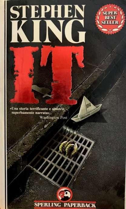 IT <BR/> Stephen King