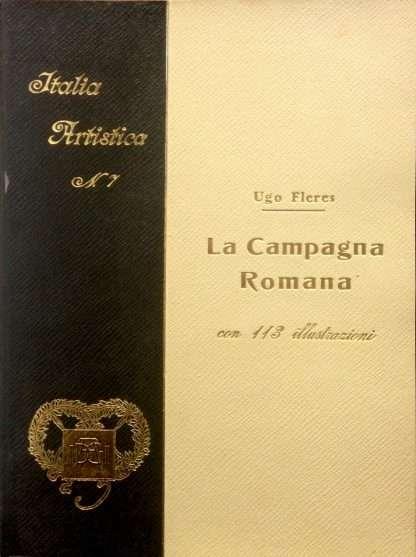 LA CAMPAGNA ROMANA <BR/> Ugo Fleres
