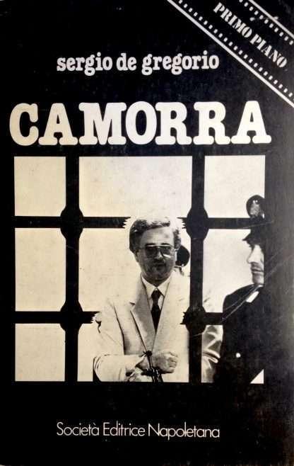 CAMORRA <BR/> Sergio De Gregorio