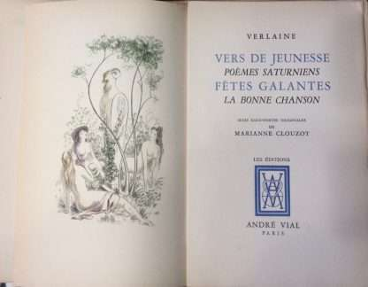 OEUVRES POETIQUES COMPLETES <BR/> Paul Verlaine