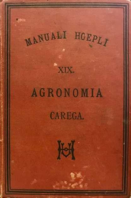 AGRONOMIA <BR/> F.Carega di Muricce