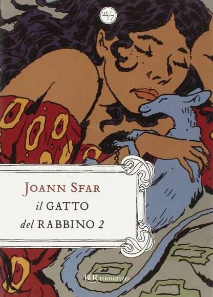 IL GATTO DEL RABBINO 2 <BR/> Joann Sfar