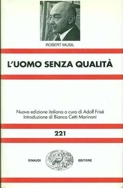 L'UOMO SENZA QUALITA' Robert Musil