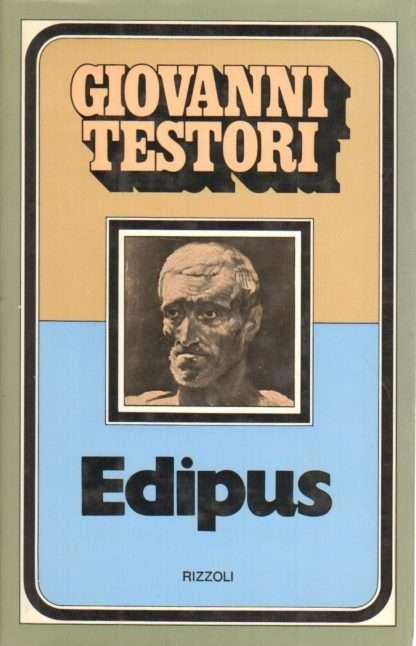 EDIPUS <BR/> Giovanni Testori