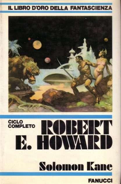 SOLOMON KANE Robert E.Howard