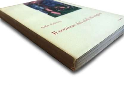 IL SENTIERO DEI NIDI DI RAGNO <BR/> Italo Calvino