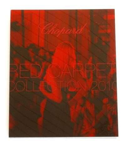 CHOPARD RED CARPET COLLECTION 2010 <BR/> autori vari